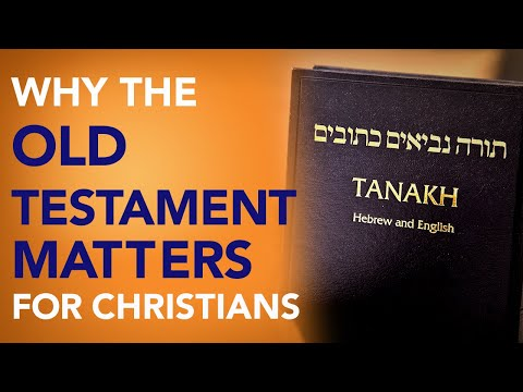 Is the Old Testament Irrelevant?    Discovering How the Old and New Testaments Connect