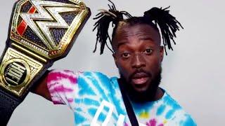 Kofi Kingston gears up for a WWE Championship Triple Threat Match at SMACKVILLE