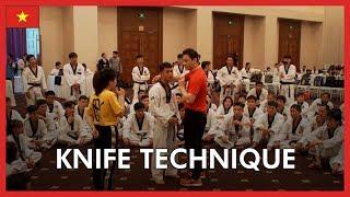 Knife technique - DK Yoo
