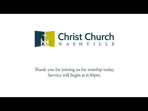 04/01/2020 - Christ Church Nashville