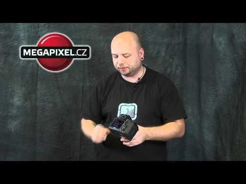 Videorecenze Canon EOS 5D Mark III tělo