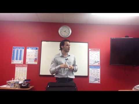 OTP English Lesson - Richard - Warm Up - Lottery II