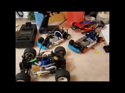 Collection of worlds smallest nitro rc cars in production xray nt18 nt18t - UCeWinLl2vXvt09gZdBM6TfA