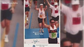 Runner, family tackle Parkinsons, AJC Peachtree Road Race together