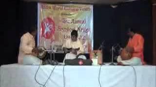 Bantureeti - IWCF - 21-3-2012 - aravindbhargav , Carnatic