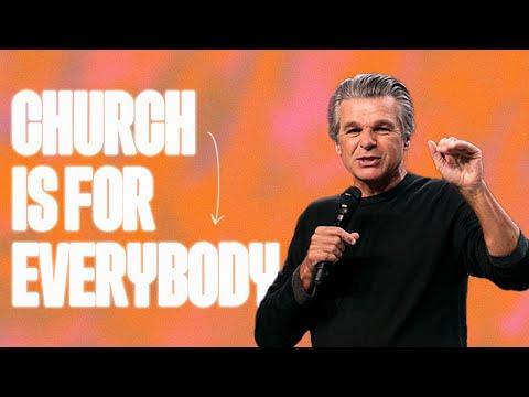 Church Is For Everybody  Pastor Jentezen Franklin