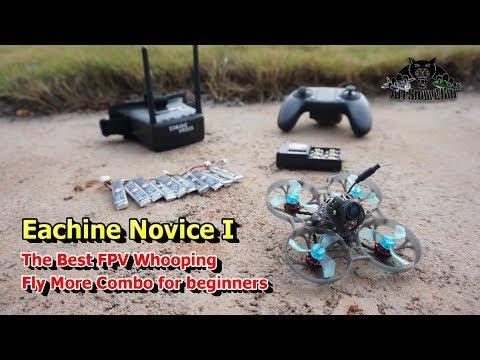 Eachine Novice I 75mm 2S Whoop FPV Racing Drone RTF Detailed Review - UCsFctXdFnbeoKpLefdEloEQ