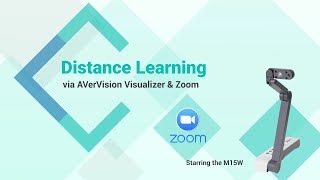 AVer Distance Learning Solution - M15W & Zoom
