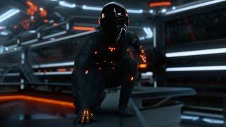 Rinzler (BasicSlack TRON: Legacy Music Video Remix)[Full HD]