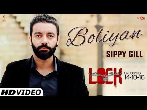 Boliyan Lyrics - LOCK   Sippy Gill   Punjabi Song