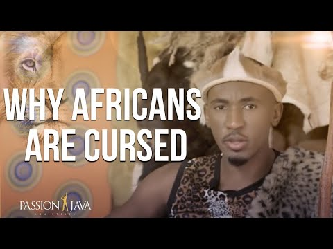 Why Africans Are Cursed  Prophet Passion Java
