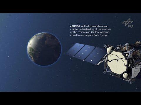 Hunting for Dark Energy - eRosita X-Ray Telescope - UCVTomc35agH1SM6kCKzwW_g