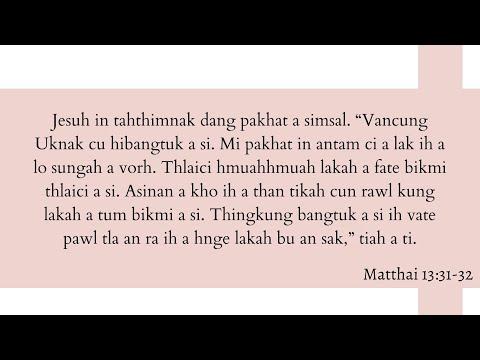 DEVOTION NI (21) NAK  ANTAM CII KHA VUN CINGMANG SAL AW