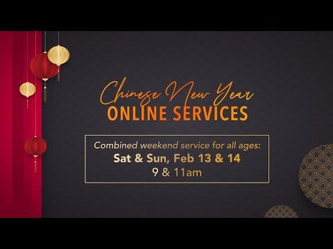 Trinity Christian Centre - Sat 9am (SGT) English Service