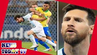 Lionel Messi fans go into meltdown as Barcelona star stuns in Argentina vs Brazil clash