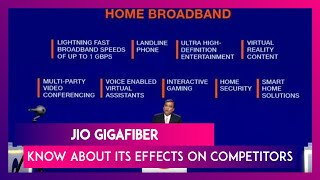 Jio GigaFiber Announced In India: Reliance Promises To Bring Global Internet Speeds To Consumers