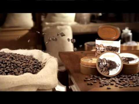 Mustika Ratu Kopi Bodycare Komersial
