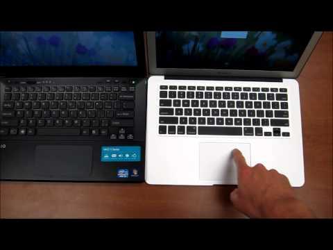 "Apple MacBook Air 13"" Vs. Sony VAIO S13 (2012) Comparison - UC7spQgQ9tFp0ifMCYmjmFMQ"