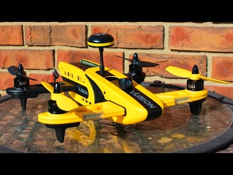 RISE Vusion 250 Extreme FPV Race Drone - Modular RTF FPV Quadcopter Unboxing - TheRcSaylors - UCYWhRC3xtD_acDIZdr53huA