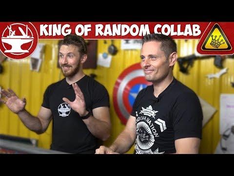 The KING of RANDOM & the Hacksmith! - UCjgpFI5dU-D1-kh9H1muoxQ
