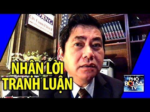 Ông John Đào thách tranh luận công khai, luật sư Hoàng Duy Hùng nhận lời