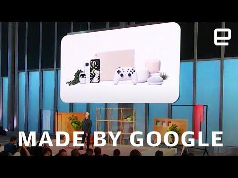 Google Pixel 4 and Pixelbook Go event in 15 minutes - UC-6OW5aJYBFM33zXQlBKPNA