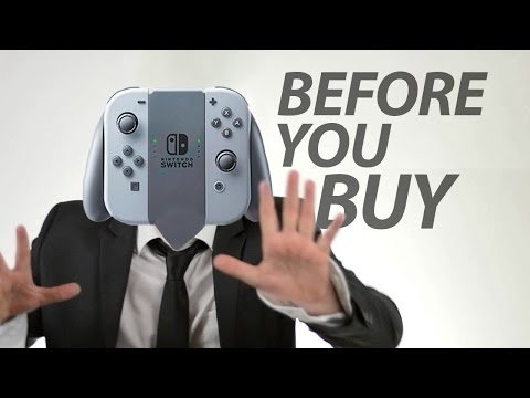 Nintendo Switch - Before You Buy - default