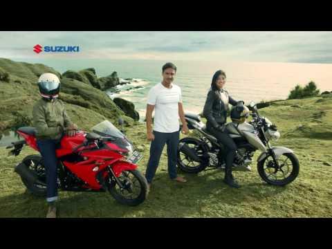 Suzuki GSX R150 Komersial