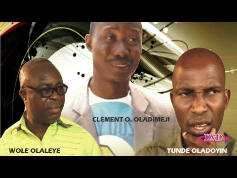 THE SUSPECT (Written and Directed by Clement Oladimeji)