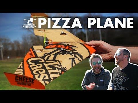 Airplane from a Pizza Box? - UC9zTuyWffK9ckEz1216noAw