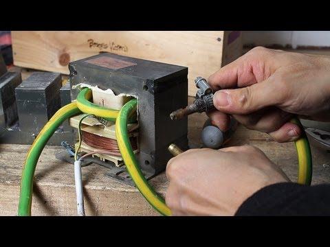 DIY Spot Welding Machine - UCbXljwtJaTv5dXMT8B_otDw