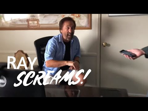 Ray Comfort Gets Pranked HARD!
