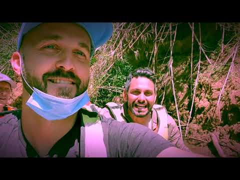 Kayaking the Jordan River in the Golan Heights with Friends