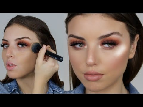 Chit Chat GRWM ( my signature brown smokey eye ) - UCvIwi6KCreq5bR1S7e6umdQ