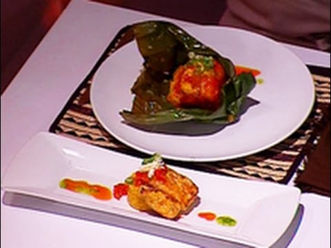 Nueva cocina colombiana - Filete de pescado con tajadas de plátano maduro - UC1Lhubbf3BjYODUrugx-oeA