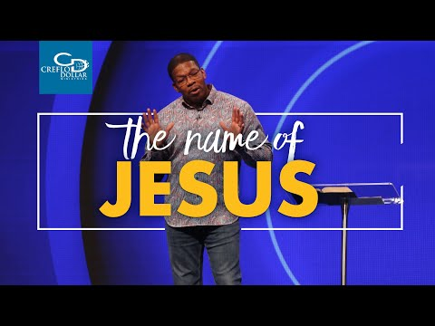 The Name of Jesus - Wednesday Morning Service