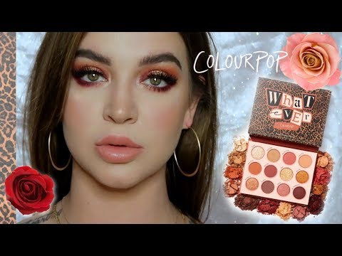 Burgundy Rose Gold Eyes + Glowy Skin + Nude lips  - UCcZ2nCUn7vSlMfY5PoH982Q