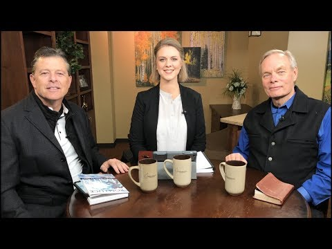 Andrew's Live Bible Study - Impacting Trends - Ron Luce & Andrew Wommack - November 5th, 2019