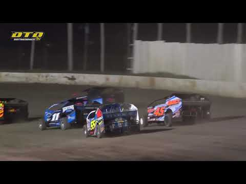 Lebanon Valley Speedway | Modified Feature Highlights | 7/10/21 - dirt track racing video image