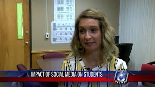 Guidance counselors seeing social media's effects on students