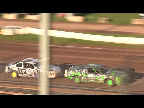 7/24/2021 Shawano Speedway Races - dirt track racing video image