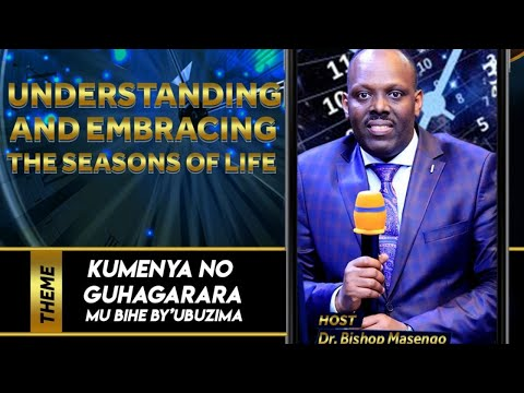 LIVE//FOURSQUARE TV - UMUKRISTO MU BIHE BINYURANYE BY'UBUZIMA - BISHOP DR. FIDELE MASENGO