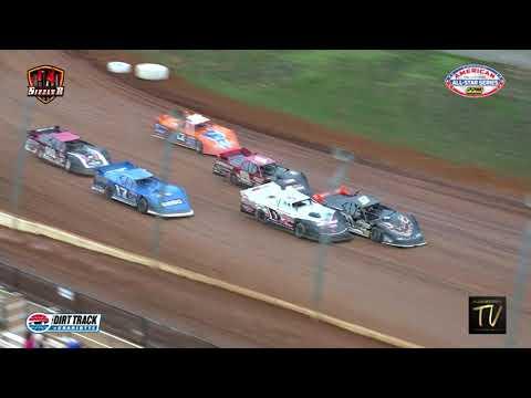 American All Stars | Carolina Sizzler | July 18, 2021 - dirt track racing video image