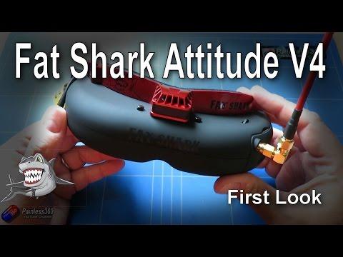 RC First Look: Fat Shark Attitude V4 Anniversary Edition FPV Goggles - default