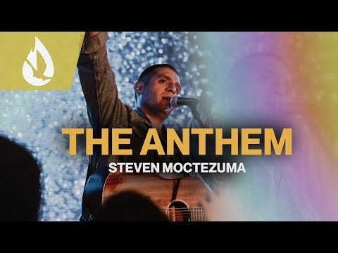The Anthem (by Planetshakers)  Worship Cover by Steven Moctezuma