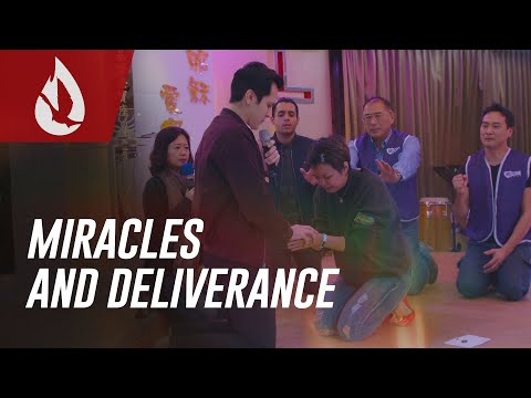 Holy Spirit Power, Miracles, and Deliverance in Taiwan  David Diga Hernandez