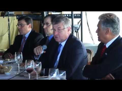 Imagem post: Marco Antonio Rossi destaca evolução do setor em almoço da Aconseg-SP