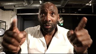 'THEY WILL HAVE IT IN THE STREETS' - JOHNNY NELSON / REVEALS WHAT WHYTE TOLD HIM ABOUT DROPPING FURY