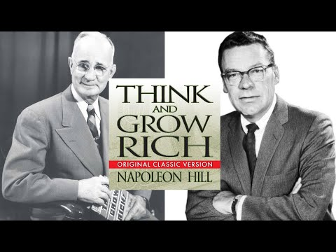 Earl Nightingale Reveals The Secrets In Think & Grow Rich (Must Hear)