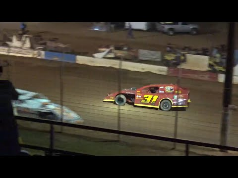 Mideast 602 Open Wheel Modified at Cherokee Speedway October 2nd 2021 (Tempers flare) - dirt track racing video image